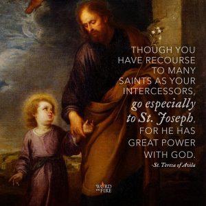 St. Joseph – Great Power with God