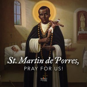 St. Martin de Porres, pray for us!