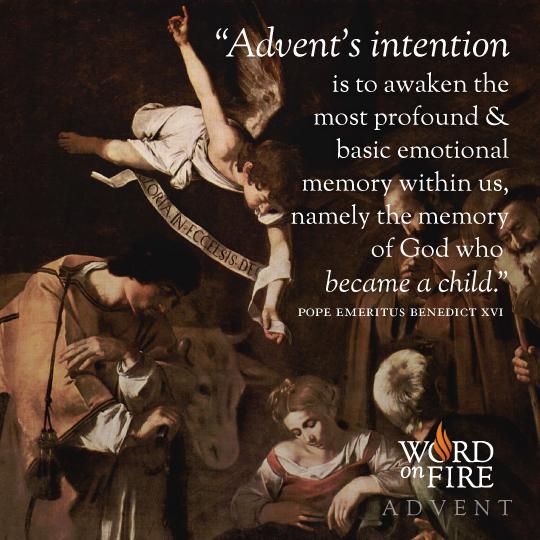 Advent prayer intentions