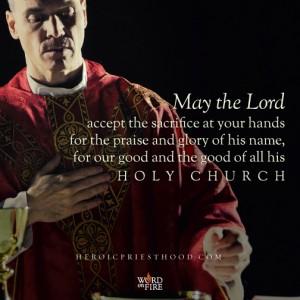 Heroic Priesthood – Holy Church