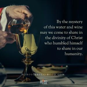 Heroic Priesthood – Sharing in our Humanity