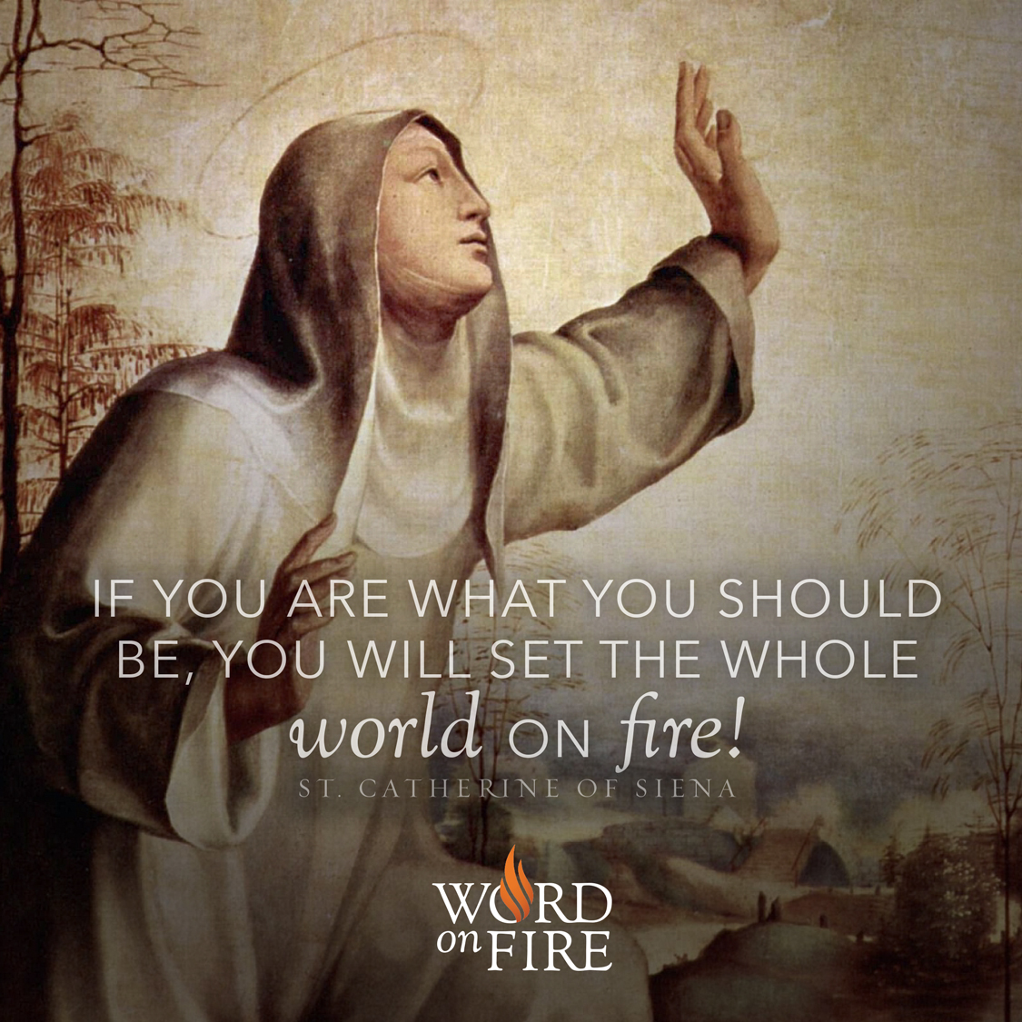 PRAYERGRAPHIC_CatherineofSiena1
