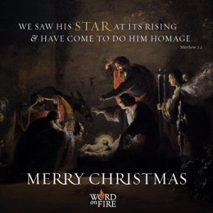 Christmas – His Star at its Rising