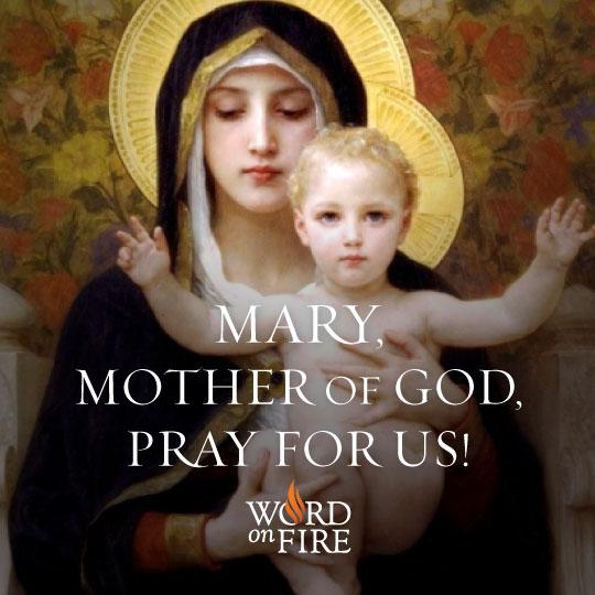 Mẹ Thiên Chúa