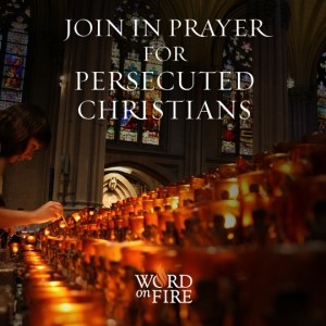 Pray for Persecuted Christians