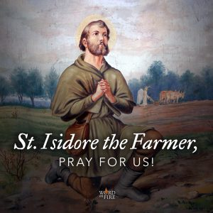 St. Isidore the Farmer