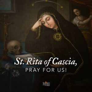 St. Rita of Cascia, pray for us!