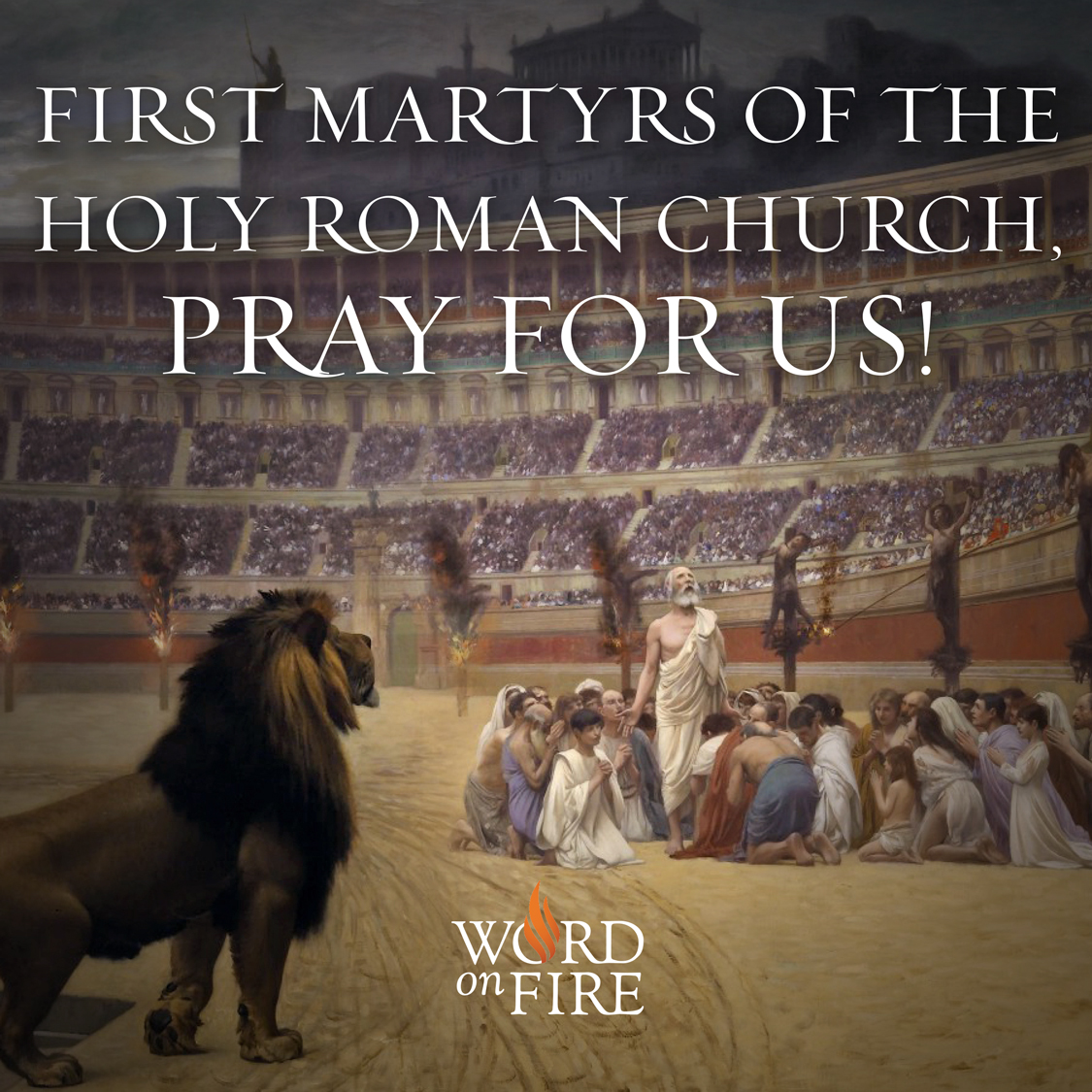 PRAYERGRAPHIC_FirstRomanMartyrs