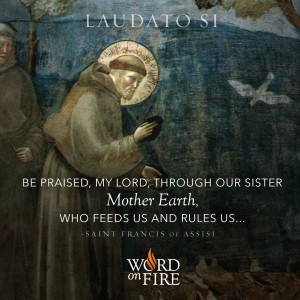 Laudato Si – St. Francis, Mother Earth