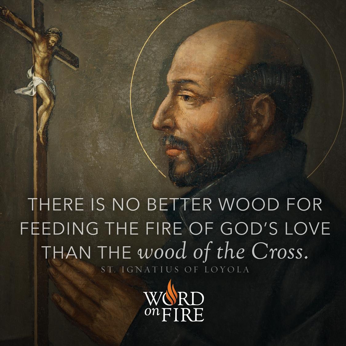 St Ignatius Quotes Top 117 Most Inspiring Saint Ignatius Quotesquotesurf