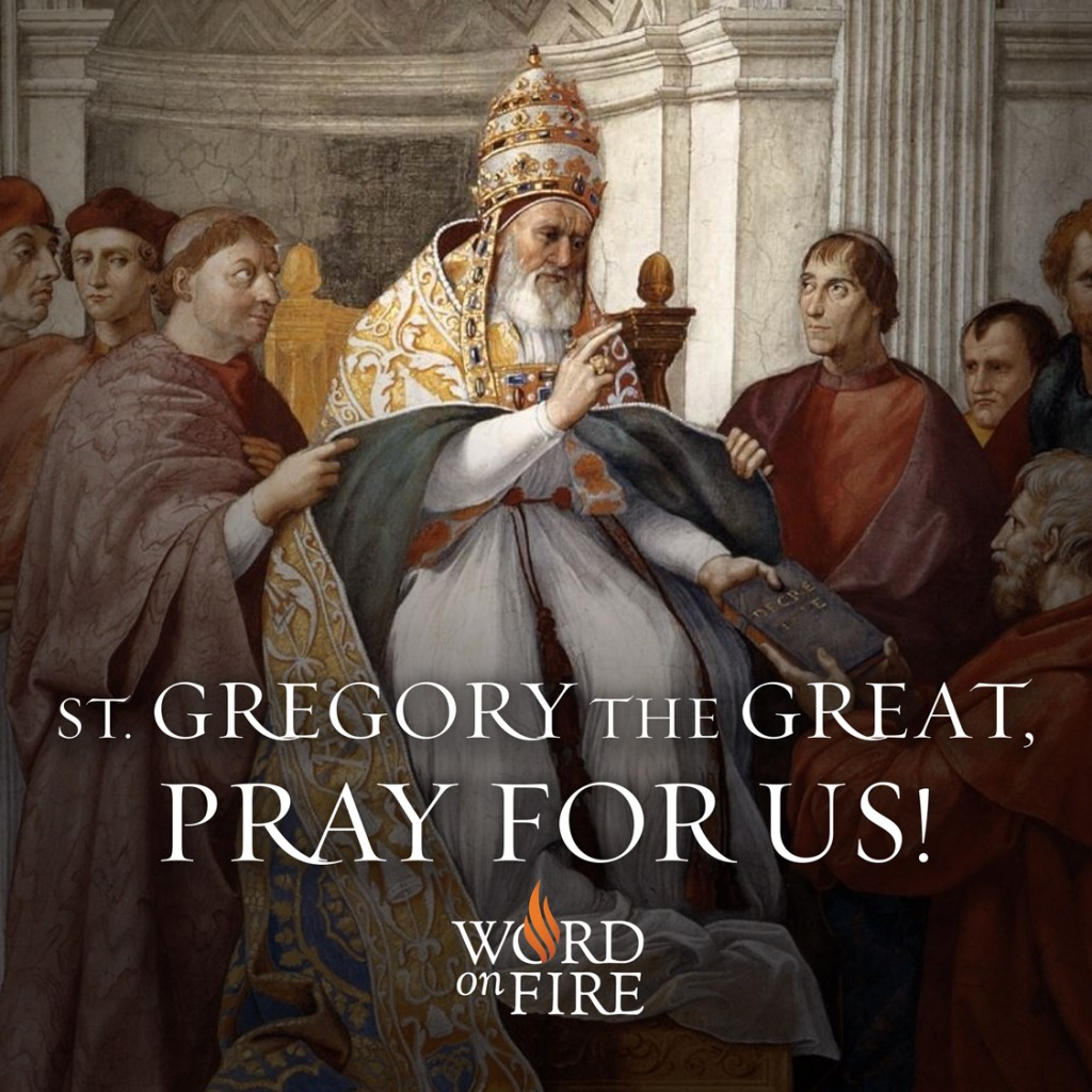 gregory the great essay St gregory the great essayst gregory 1 the great pope saint gregory i, known as st gregory the great, was one of the most fascinating of early church leaders gregory is well known for his writings, which are more prolific than those of any of his predecessors as pope.