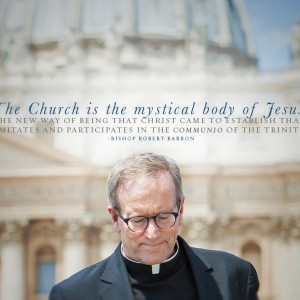 """""""The Church is the mystical body of Jesus…"""""""