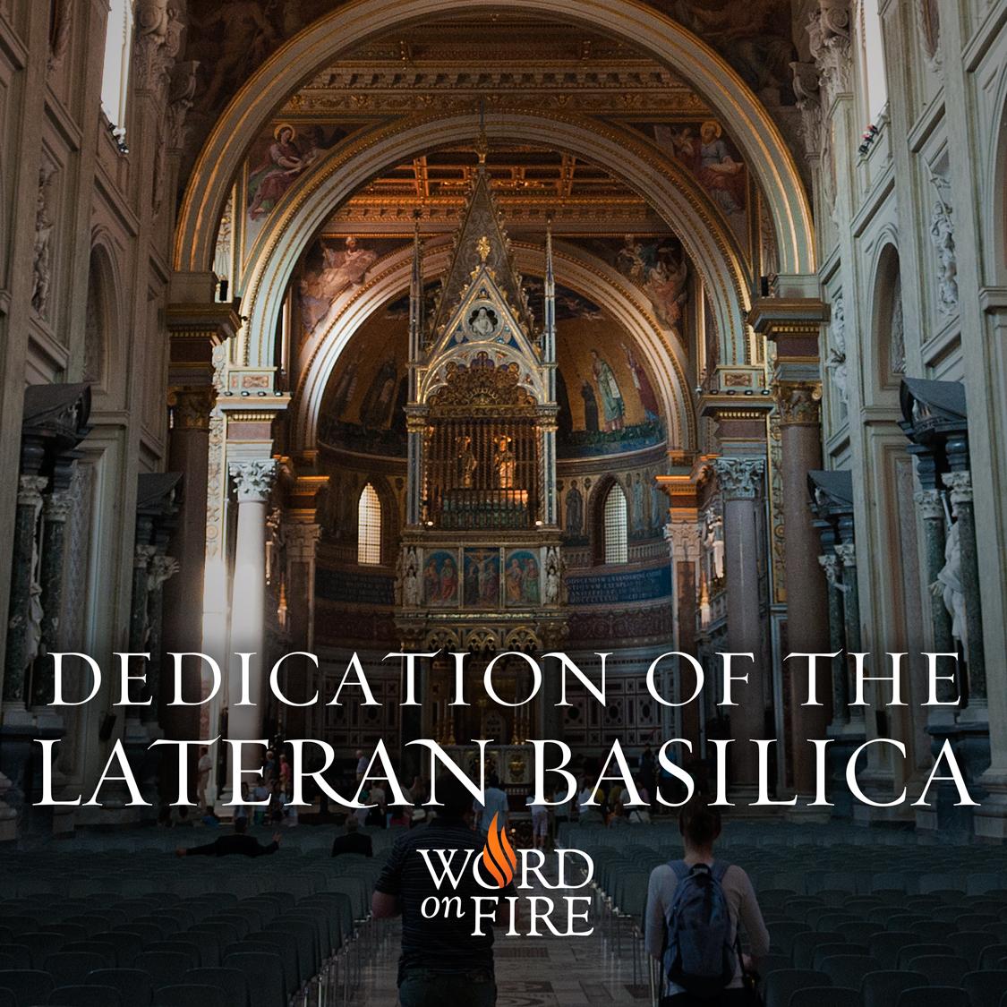 Prayergraphics Com 187 Dedication Of The Lateran Basilica
