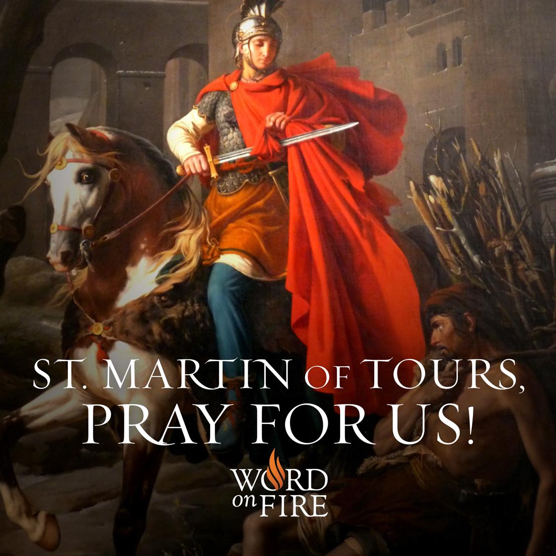 St Martin De Tours Prayer