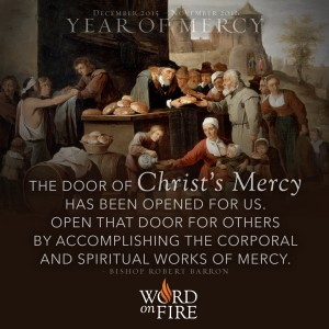"Year of Mercy – ""…Open that door for others…"""