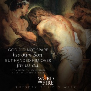 Tuesday of Holy Week