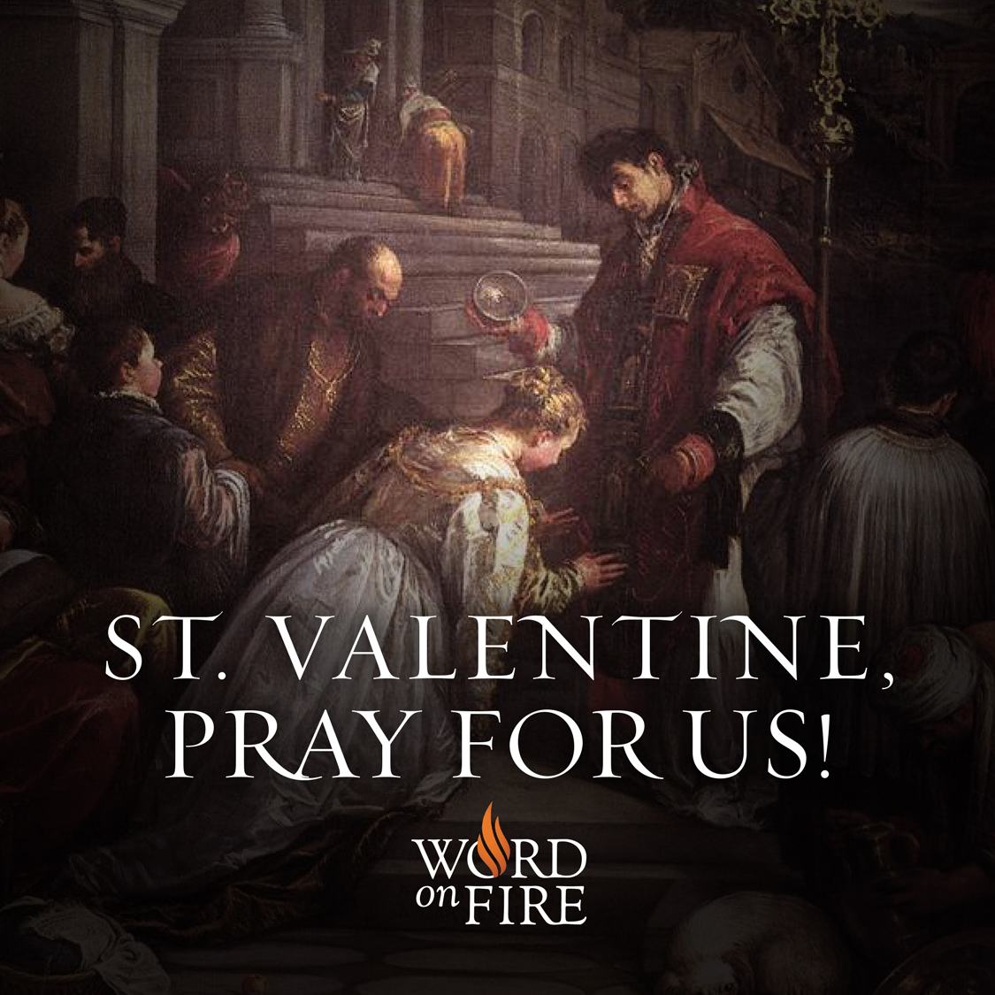 prayergraphic_valentine saints - Saint Valentine Prayer