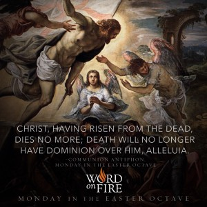Monday in the Easter Octave