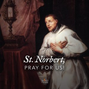St. Norbert, pray for us!