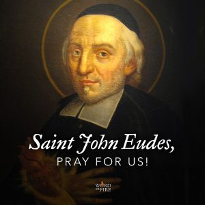 St. John Eudes, pray for us!