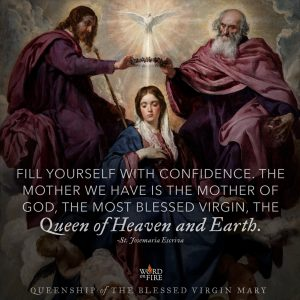 Queenship of the Blessed Virgin Mary