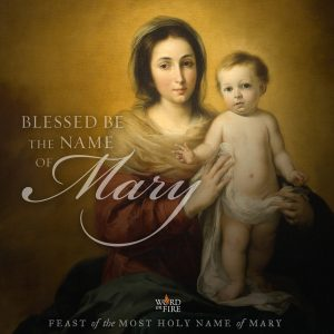 Most Holy Name of Mary
