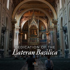 Dedication of the Lateran Basilica