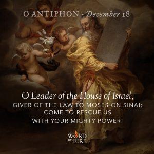 O Antiphon – Day 2