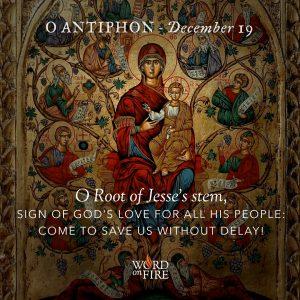 O Antiphon – Day 3