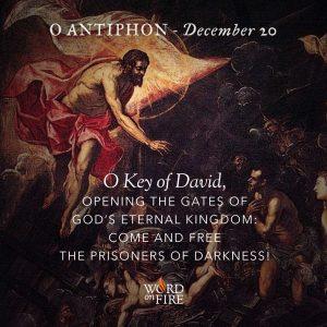 O Antiphon – Day 4