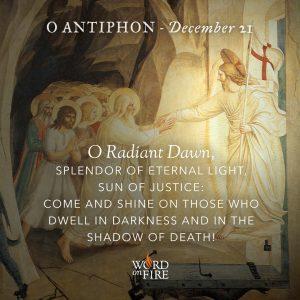 O Antiphon – Day 5