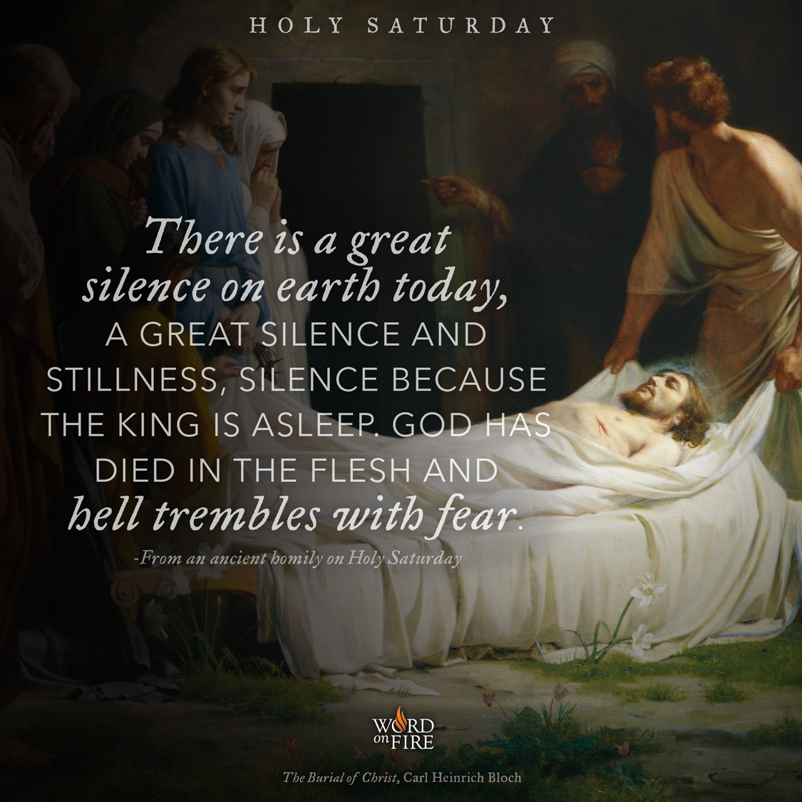 Holy saturday - Holy saturday images and quotes ...